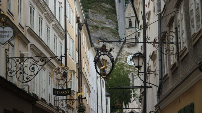 Quick Tip: Three Things To See In Salzburg, Austria Plus What I Wore