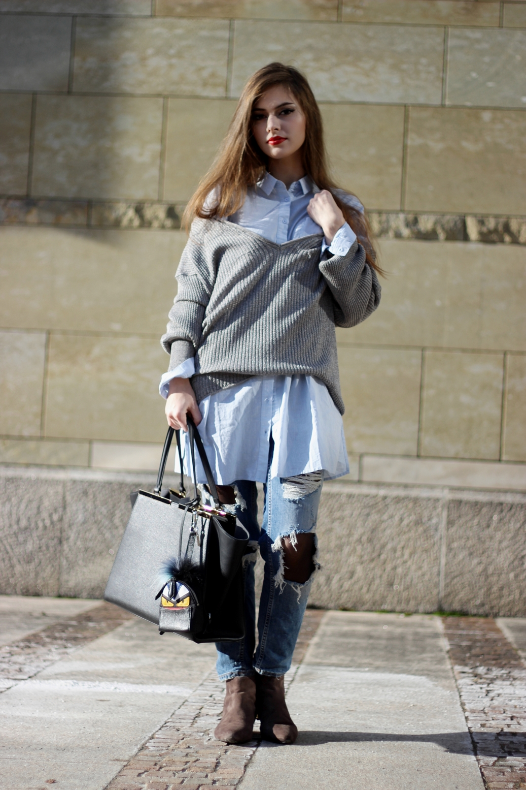 Why everyone is obsessed with wearing (shades of) grey