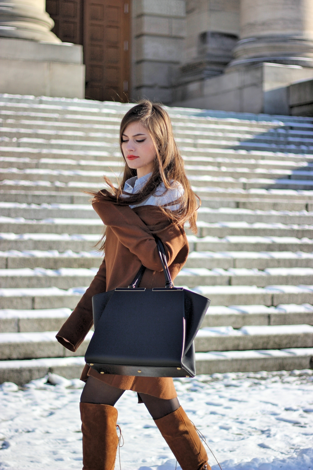 fendi-bag-3jours-black-brown-outfit-streetstyle-germany-munich