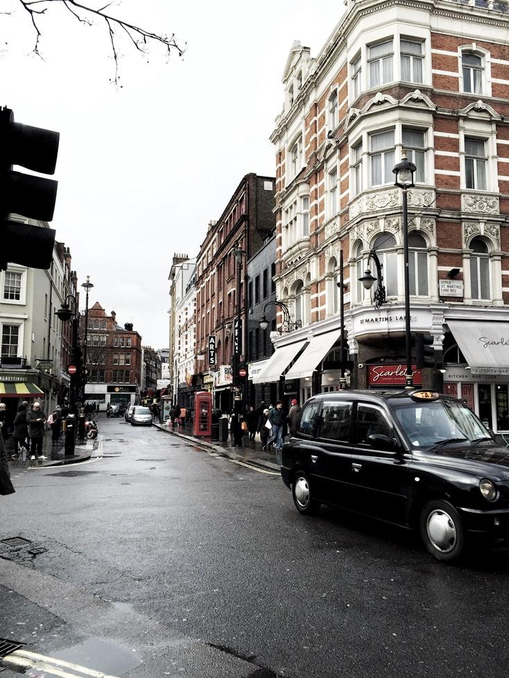 London Travel Guide - Covent Garden